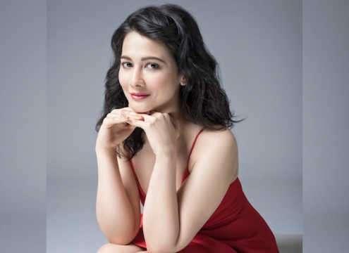 actress Megha Burman, Ashwiny Iyer Tiwari