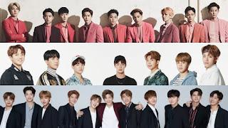 Rilis Daftar Line Up Pertama 'SBS Gayo Daejeon 2017', Netter Heboh!