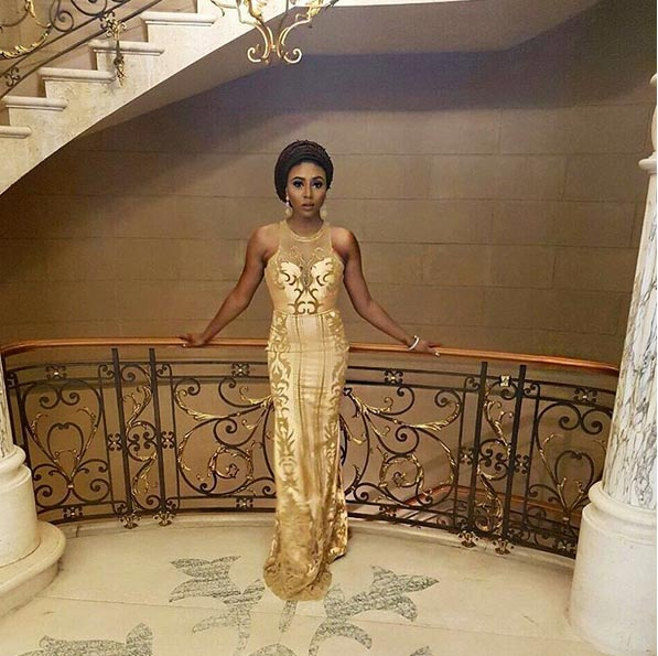 Official photos from Layal and Seyi Tinubu's wedding