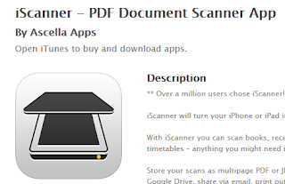 iphone mobile scanner apps