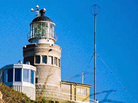 Beautiful Lighthouses around the World - Kullen Lighthouse, Sweden
