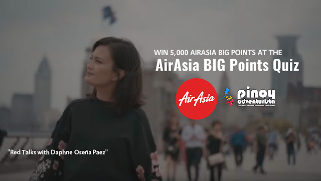 AirAsia Big Points at The AirAsia BIG Points Quiz Episode 6