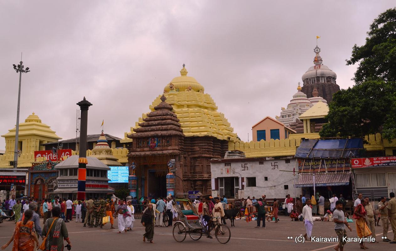 Puri the land of the divine