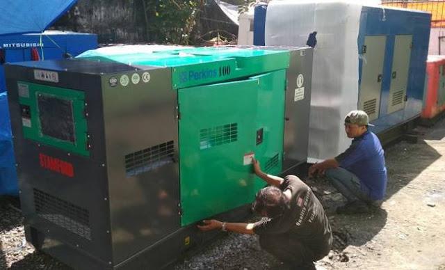 Bank Sulselbar, Bantu Mesin Listrik Untuk Masyarakat Pulau Bonerate