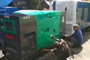 Bank Sulselbar Bantu Mesin Listrik Untuk Masyarakat Pulau Bonerate