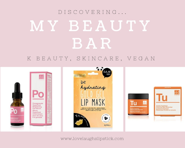 Meet.. My Beauty Bar - Affordable, Vegan Friendly, PACKED With K Beauty Inspo, Skincare and Makeup, Lovelaughslipstick Blog