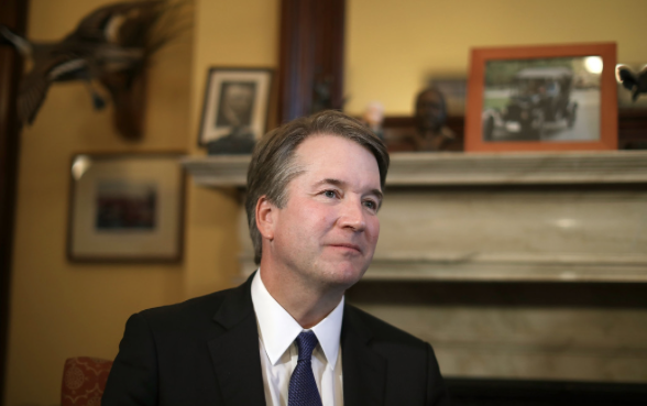 Inside Kavanaugh's hearing prep: Mock hearings and faux protesters