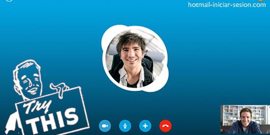 realizar una entrevista por Skype.