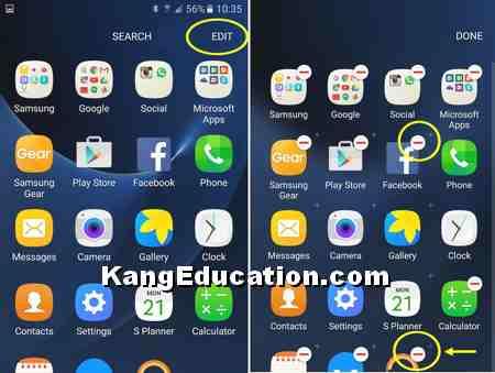 Cara Nonaktifkan Aplikasi Di Galaxy J5 Dengan Cepat Kang Education