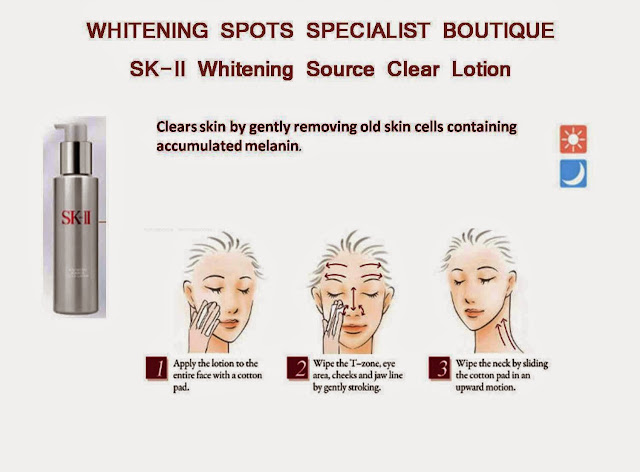 SK-II Whitening Source Clear Lotion