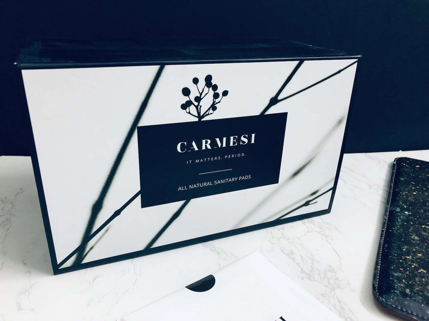 carmesi natural pads review