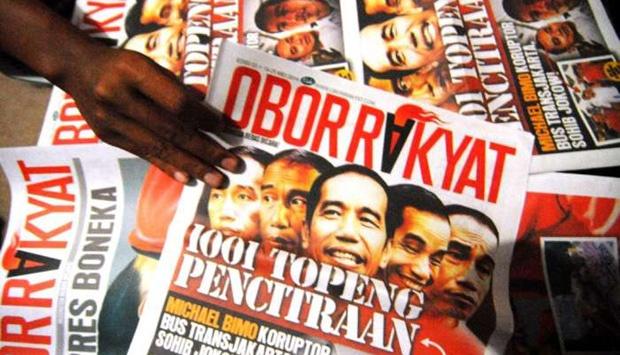 Dulu 'Obor Rakyat, Kini Tabloid 'Indonesia Barokah' Beredar di Masjid-masjid