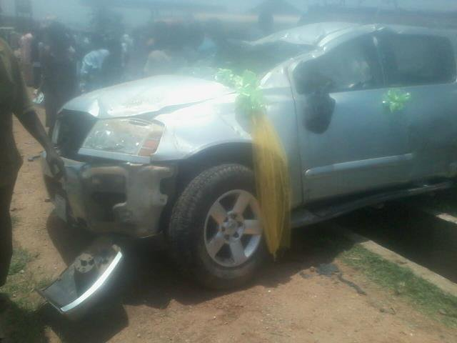 Three killed as vehicle crashes into Eid-El-Kabir praying ground