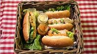 طريقة عمل سندوتشات الدجاج بالحمص  Hummus Chicken Sandwich