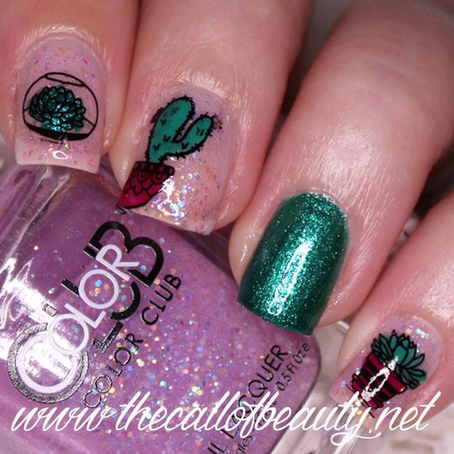 Cactus Manicure