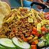 Makanan Khas Surabaya, Nasi Goreng Jancuk Salah Satunya