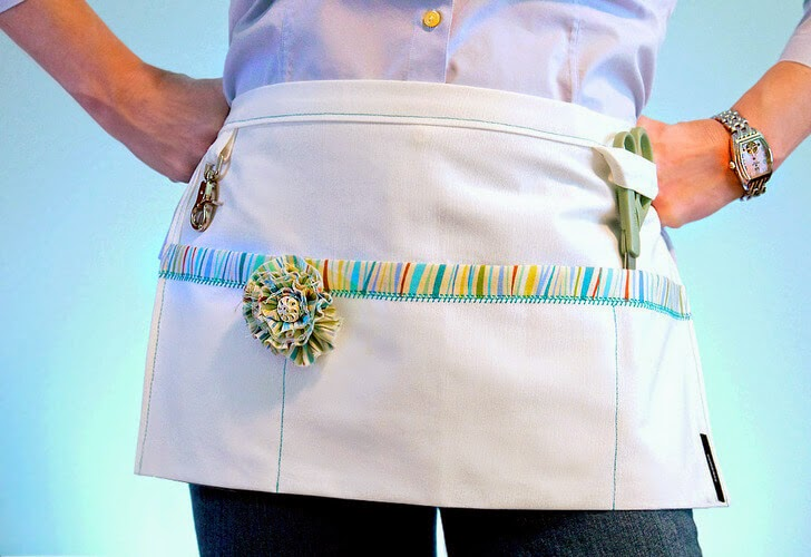 Sew 4 Home ~ Market Craft Apron