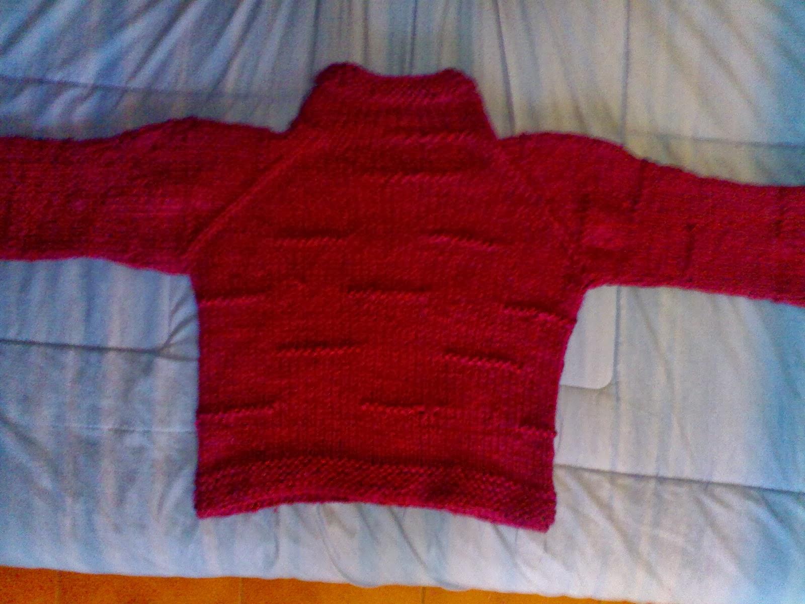 autentico e7604 adf8c Passione Maglia e Ricamo: Creare un maglione top-down