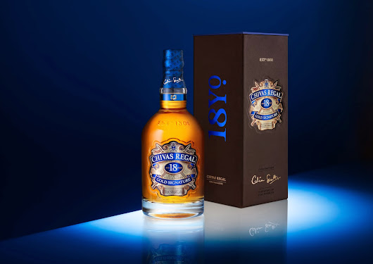 Give Away: Celebrating Father's Day with Chivas Regal 18