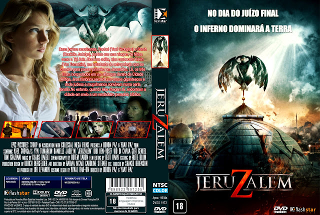 Capa DVD Jeruzalem