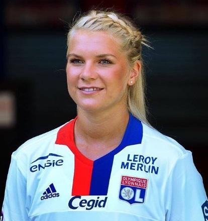 Hot Women In Sport: Ada Hegerberg
