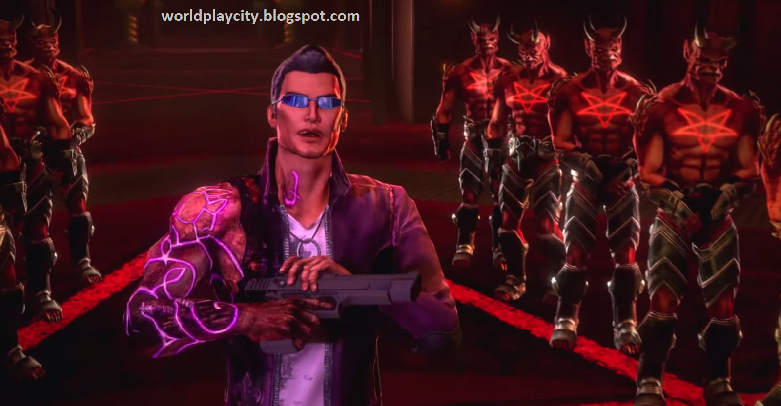 Saints Row Gat out of Hell Game Download PC Game With Crack Download