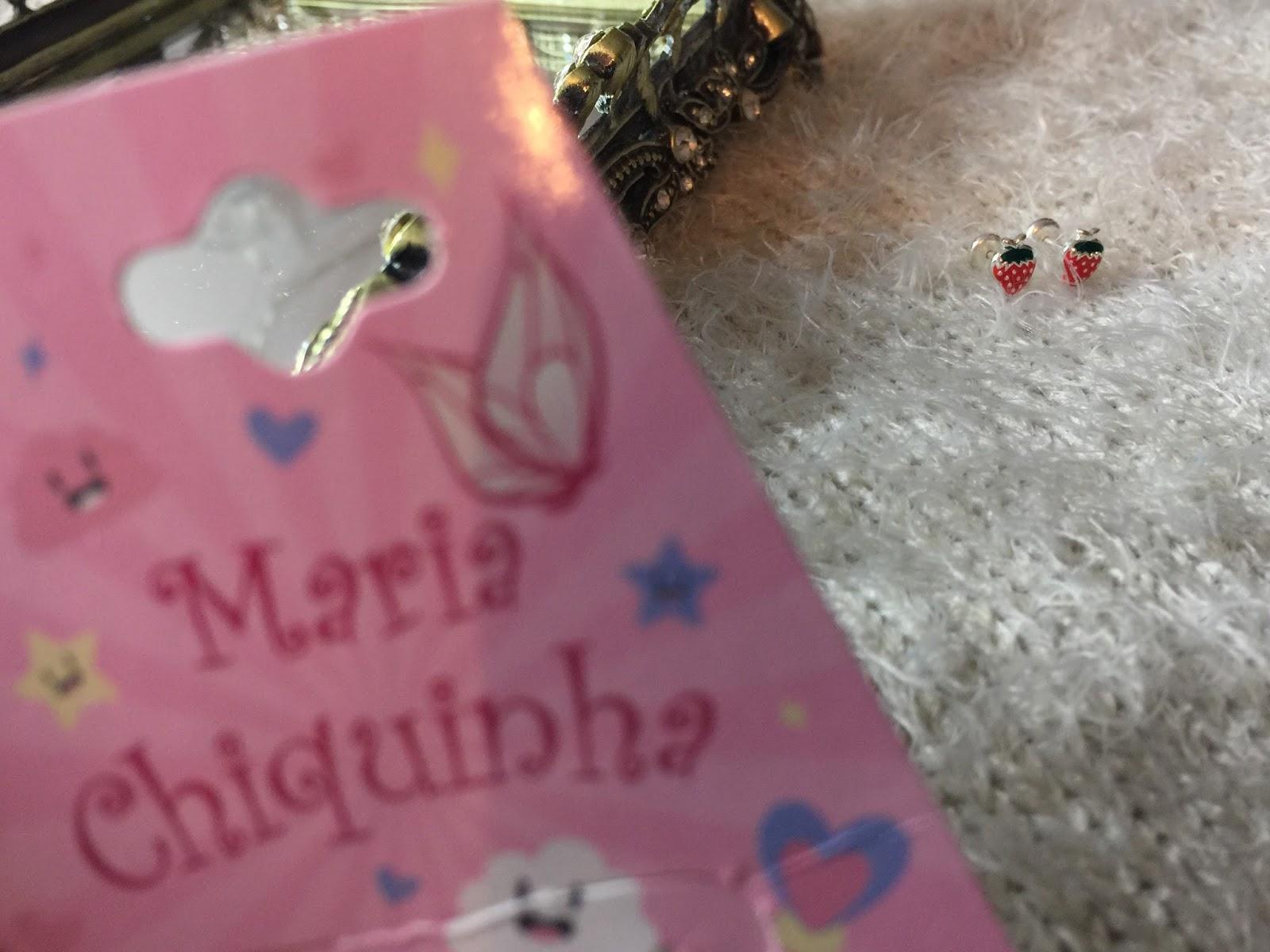 coleção Maria Chiquinha por Maria Chica Bijuterias