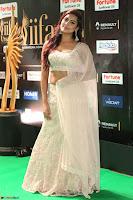 Prajna Actress in backless Cream Choli and transparent saree at IIFA Utsavam Awards 2017 0117.JPG