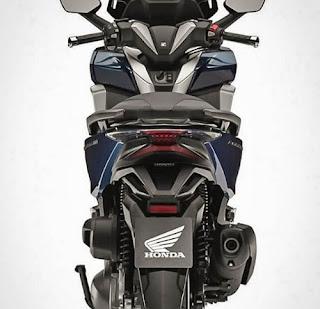 Stoplamp Honda Forza 250