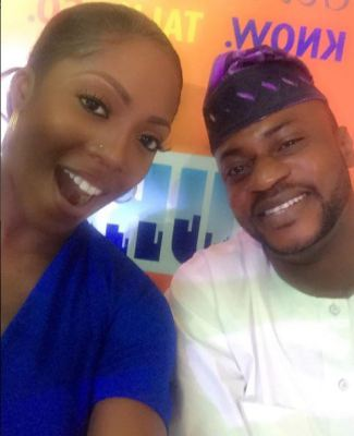 I was shy to ask Odunlade Adekola for a selfie – Tiwa Savage