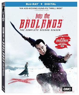 Into the Badlands Season 2 Blu-ray