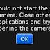 Cara Memperbaiki Camera Blackberry Error