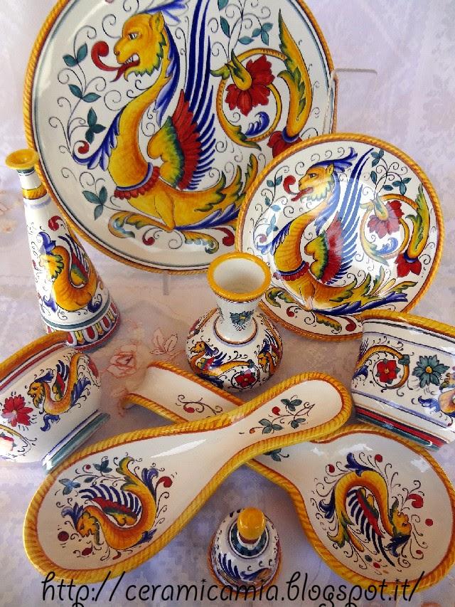 Ceramica che passione il decoro raffaellesco nella for Decorazione stanze vaticane