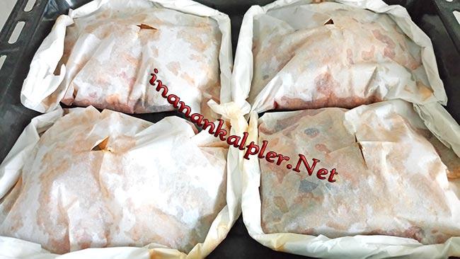 Tavuklu Kağıt Kebabı Nasıl Yapılır - www.inanankalpler.net