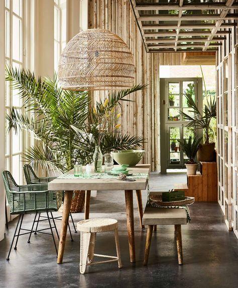 scandimagdeco le blog la suspension en bambou ou en rotin tress la tendance d co design et. Black Bedroom Furniture Sets. Home Design Ideas
