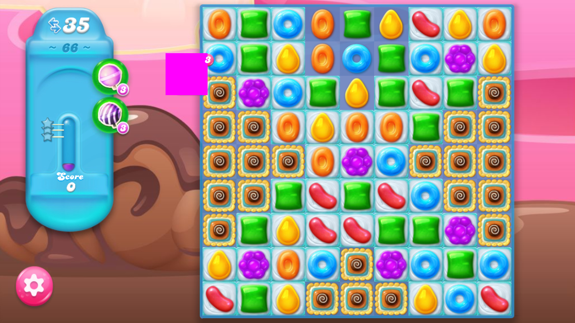 Candy Crush Jelly Saga 66
