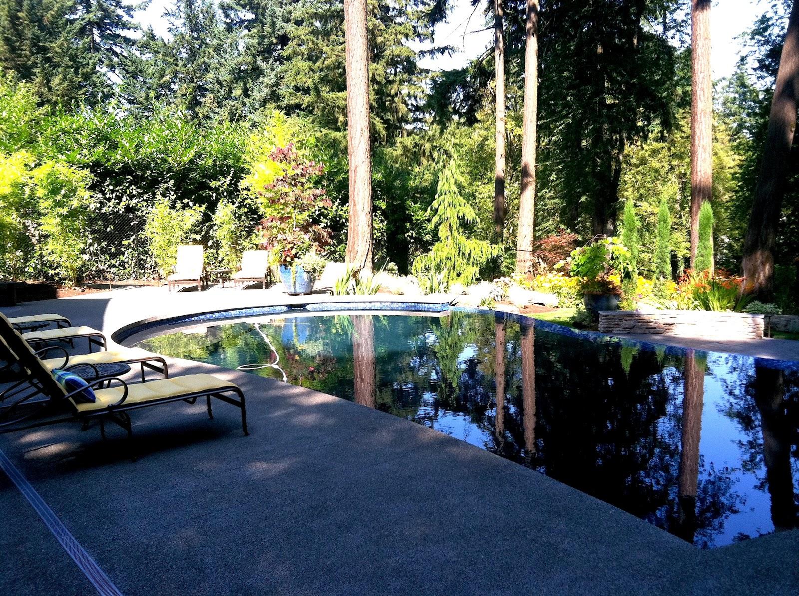 Portland Oregon Interior Design Blog: Lake Oswego swimming ... on Pool And Outdoor Living id=24473
