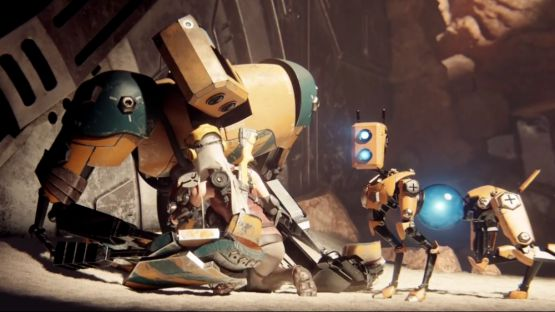 ReCore screenshot 2