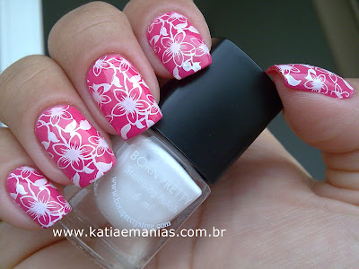 Born Pretty, Idi Nail, Nail Plus, Outubro Rosa,