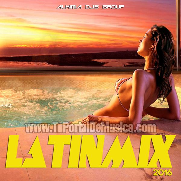 Alkimia Djs Group LatinMix (2016)