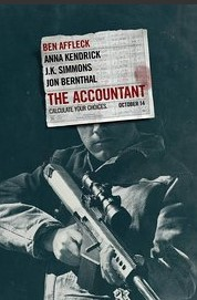The Accountant (2016) HDRip 700MB