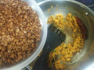 muthira thoran recipe