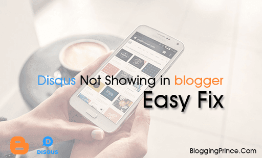 Quick & Easy Solution To Disqus Comments Not Showing In Blogger Mobile View