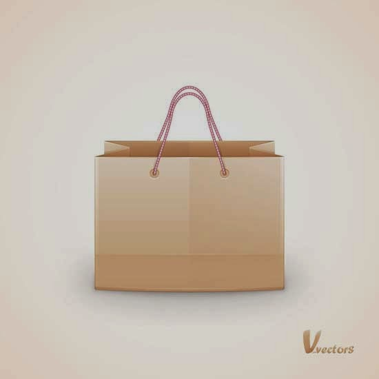 How to Create a Paper Shopping Bag in Adobe Illustrator