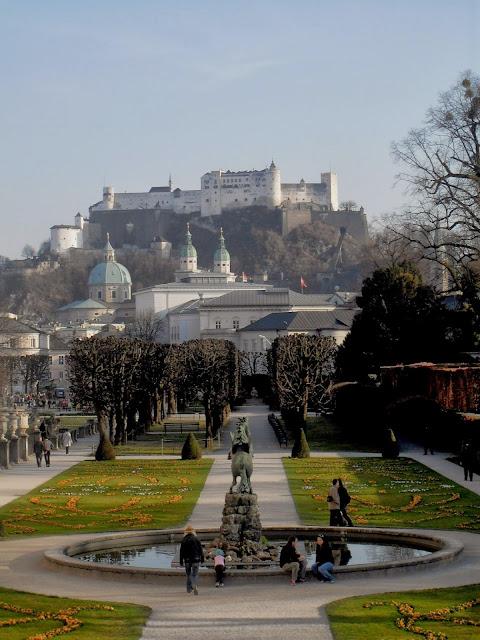 La imagen más bonita de Salzburgo