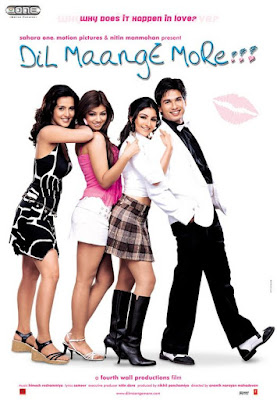 Dil Maange More 2004 Hindi WEB-DL 480p 200Mb HEVC x265