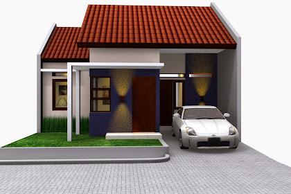 Desain Rumah Minimalis Type 45, Pilihan Nyaman Untuk Keluarga Anda