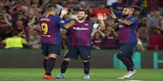 مشاهدة مباراة برشلونة وجيرونا بث مباشر اليوم 23-9-2018 Barcelona vs Girona Live