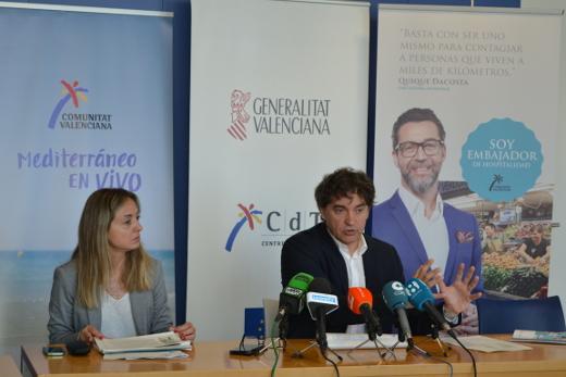 La Comunitat Valenciana asistirá por primera vez con estand propio a la WTM de Londres y a la IBTM de Barcelona