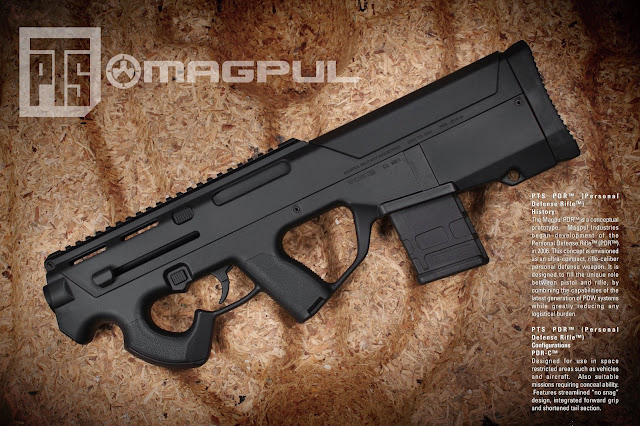 Magpul PTS PDR, Magpul PTS Personal Defense Rifle, Chris Costa, Travis Haley, FN F2000, FN P90, Personal Defense Weapon, Airsoft guns, Pyramyd Airsoft Blog, Tom Harris Media, Tominator,